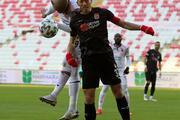 Sivasspor - Gençlerbirliği maçından fotoğraflar