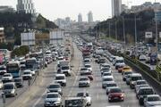 İstanbulda kısıtlama öncesi yine trafik yoğunluğu