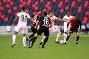 Gaziantep FK Alanyaspor maçından fotoğraflar