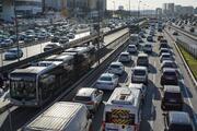 Yılbaşına saatler kaldı İstanbulda trafik kilit