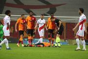 Galatasaray-Antalyaspor maçından en özel fotoğraflar