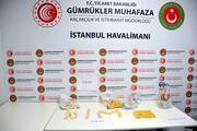 Türkiyede ilk defa kullanıldı 3 kişi havalimanında böyle yakalandı