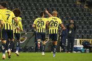 Fenerbahçe-Alanyaspor maçından en özel fotoğraflar