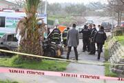 Kocaelide park halinde yanan araçta ceset bulundu Kimliği belli oldu
