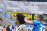 Erzurumspor - Fenerbahçe maçından fotoğraflar