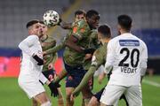 Tuzlaspor - Başakşehir maçından öne çıkan fotoğraflar