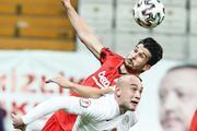 Beşiktaş-Rizespor maçından en özel fotoğraflar