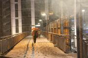 İstanbul'un yüksek kesimlerinde kar yağışı etkili oldu Meteorolojiden yeni hava durumu raporu