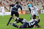 Antalyaspor-Trabzonspor maçından en özel fotoğraflar
