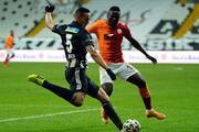 Beşiktaş - Galatasaray derbisinden öne çıkan fotoğraflar