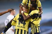 Fenerbahçe - Ankaragücü maçından öne çıkan fotoğraflar