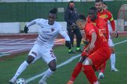 Hatayspor - Yeni Malatyaspor maçından fotoğraflar