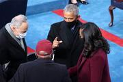 Joe Biden ABDnin 46. Başkanı oldu İşte yemin törenine ait çarpıcı görüntüler