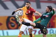 Galatasaray-Denizlispor maçından en özel fotoğraflar