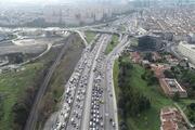 İstanbul'da trafik kilit İşte son durum…