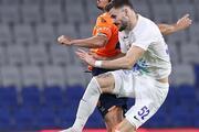 Başakşehir-Rizespor maçından en özel fotoğraflar