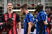Ibrahimovic ve Lukaku birbirine girdi