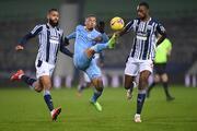 Manchester City, İlkay Gündoğanın 2 gol attığı maçta West Bromwichi farklı yendi
