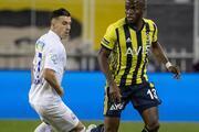 Fenerbahçe-Rizespor maçından en özel fotoğraflar