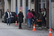 İzmirde 5.1 büyüklüğünde deprem... İşte ilk görüntüler