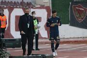 Mesut Özil, ilk kez sahada