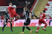 Antalyaspor-Beşiktaş maçından en özel fotoğraflar