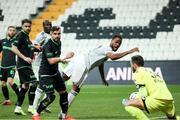 Beşiktaş-Konyaspor maçından en özel fotoğraflar