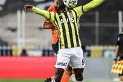 Fenerbahçe - Başakşehir maçından öne çıkan fotoğraflar