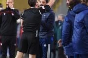 Fenerbahçe teknik heyetinden penaltı itirazı