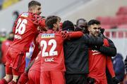 Gençlerbirliği - Beşiktaş maçından fotoğraflar