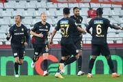 Antalyaspor - Malatyaspor maçından öne çıkan fotoğraflar