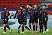 Leipzig - Liverpool maçından öne çıkan fotoğraflar