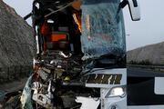 Şanlıurfada yolcu otobüsü TIRa çarptı: 3 ölü, 30 yaralı