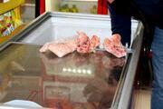 Adanada markette iğrenç görüntüler Satışa hazır şekilde yakalandı...