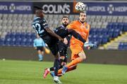 Başakşehir-Trabzonspor maçından en özel fotoğraflar