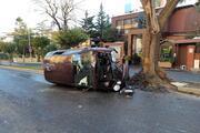 Beşiktaş ve Sarıyerde iki ilginç kaza