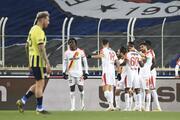 Fenerbahçe-Göztepe maçından en özel fotoğraflar