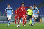Lazio - Bayern Münih maçından öne çıkan fotoğraflar