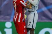 Atletico Madrid - Chelsea maçından öne çıkan fotoğraflar