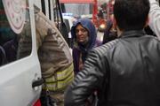 Esenlerde can pazarı Korku dolu anlar... 4 çocuk battaniyeye atılarak kurtarıldı