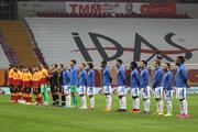 Galatasaray - Erzurumspor maçında öne çıkan fotoğraflar