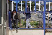 İkitelli'deki vergi dairesine gelenlere site girişinde kapalı kapı sürprizi