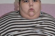 5 yaşındaki Yağızın kilo almasının önüne geçilemiyor