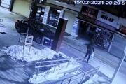 Tokkal ailesinin katil zanlısı Mehmet Şerif Boğa'nın güvenlik kamerası görüntüleri ortaya çıktı;