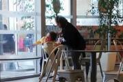Çocuğu acımasızca dövdü, o anlar görüntülendi