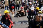 Son dakika haberler... Myanmarda şiddet tırmanıyor: Darbenin en kanlı günü