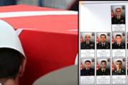 Bitlis şehitlerinin isimleri belli oldu... Türkiye Bitlis şehitlerine ağlıyor