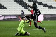Beşiktaş-Gaziantep FK maçından en özel fotoğraflar