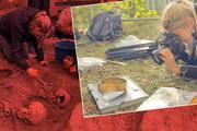 Polonya'da utancın fotoğrafı... Yapılan arkeolojik kazılarda bulundu