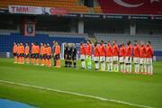 Başakşehir-Beşiktaş maçından en özel fotoğraflar